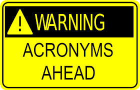 acronyms ahead