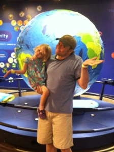 Where in the world? Discovery Place!